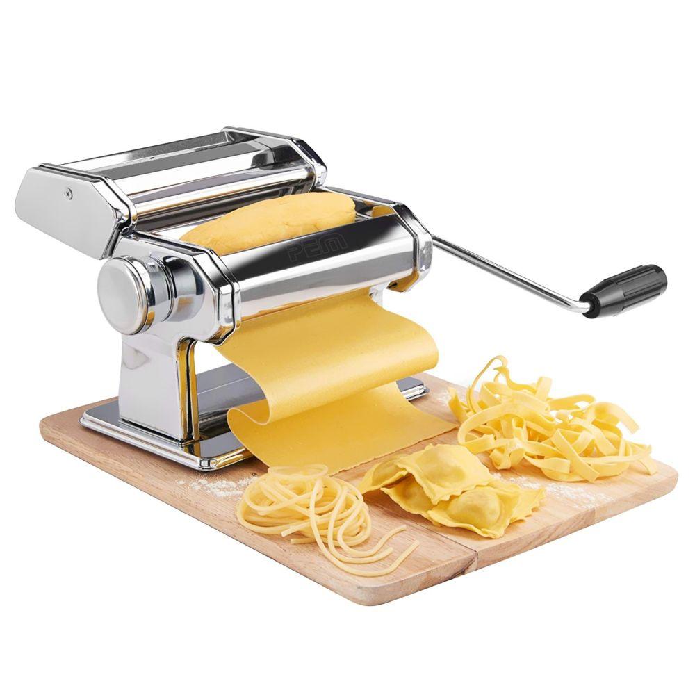 Pem Machine à pâte manuel - 3 types de pâtes / 9 tailles d'épaisseurs - PEM MP-200