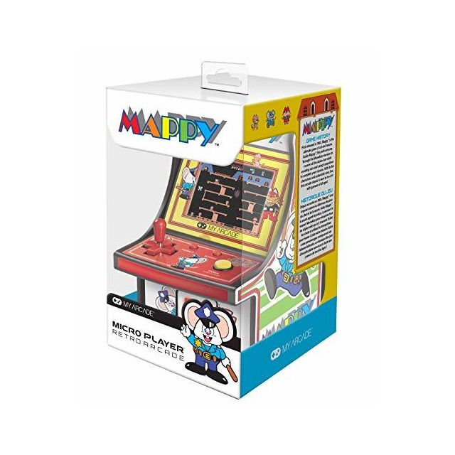 My Arcade - Mappy Micro Player - My Arcade