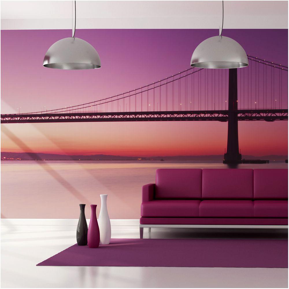 Declina Papier peint XXL - baie - San Francisco