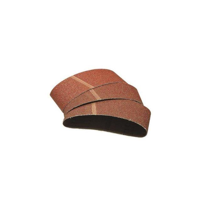 bande de pon/çage de ponceuse ponceuses de meubles et applications 6 pi/èces outil de travail du bois ceinture abrasive oxyde daluminium 915x100mm bande de pon/çage