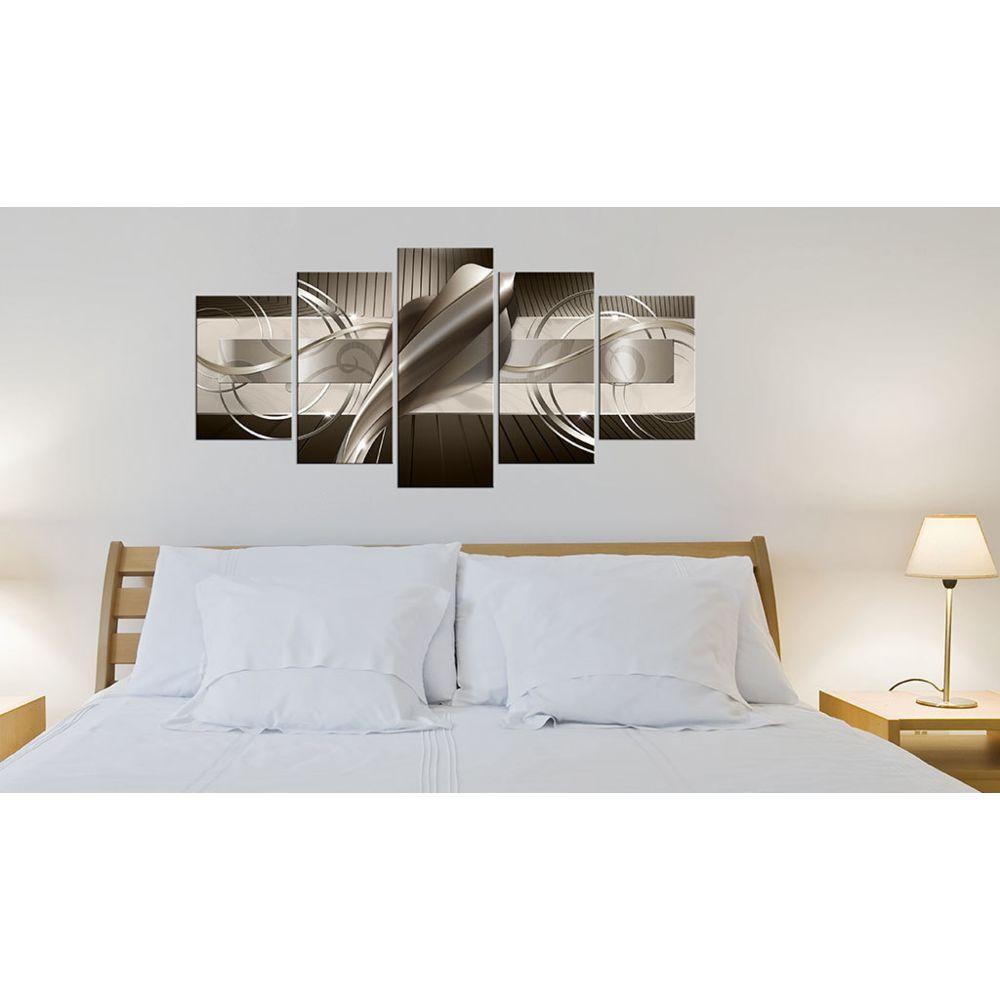 Marque Generique 200x100 Tableau Modernes Abstraction Chic Brown Cobra Tableaux Peintures Rue Du Commerce