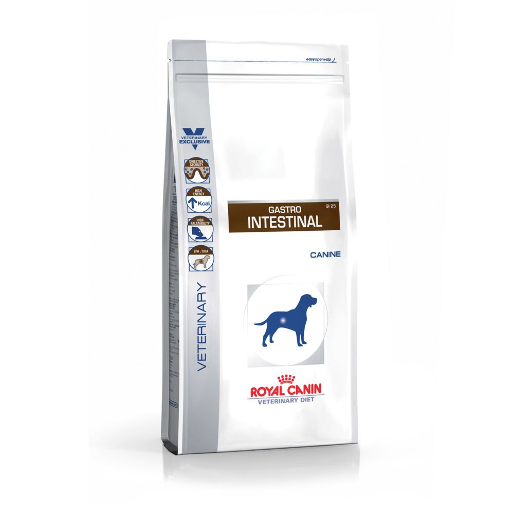 Royal Canin Royal Canin Veterinary Diet Gastro Intestinal GI25