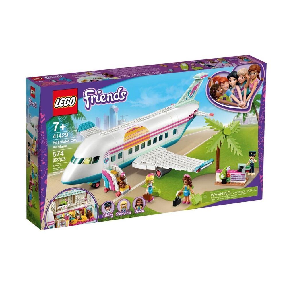 Lego 41429 L avion de Heartlake City LEGO Friends