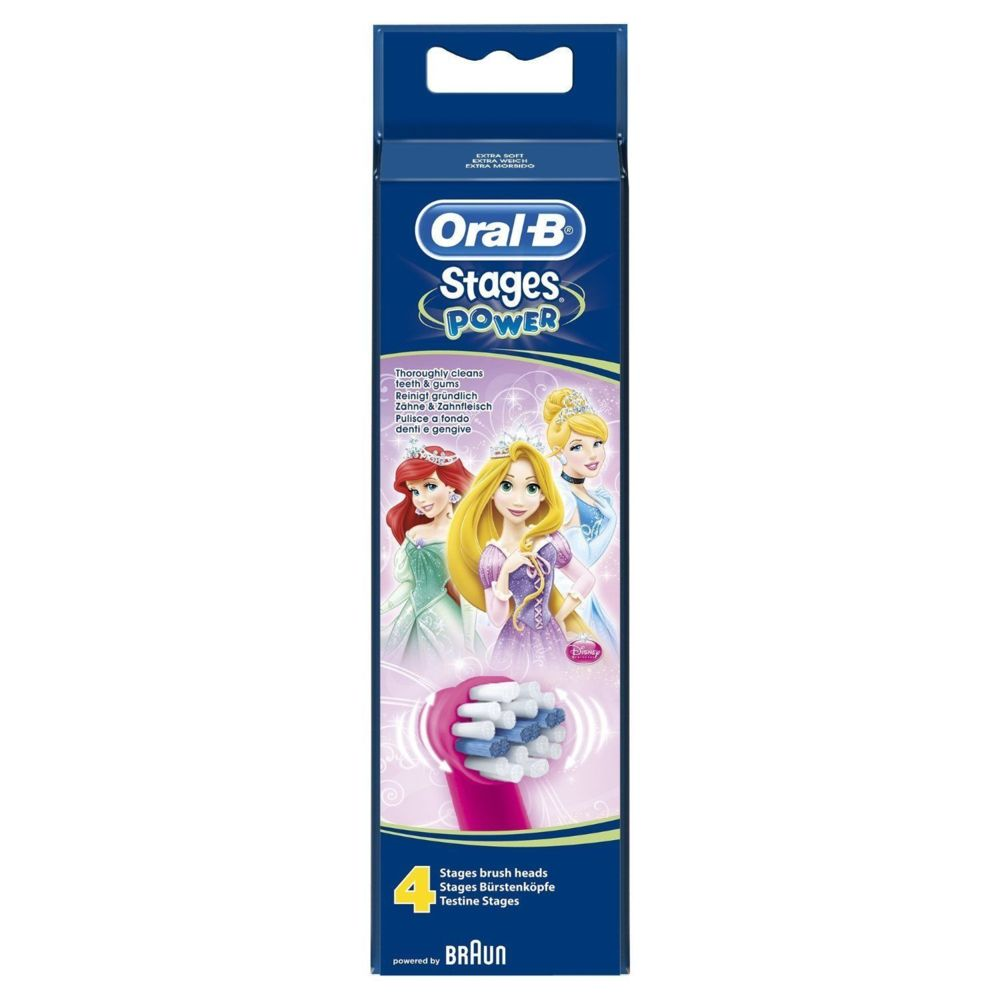 Oral-B Stages Power Kids EB10 x3