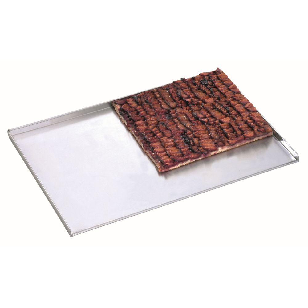 Bartscher Plaque a 3 bordures laterales epaisseur 1,5 mm