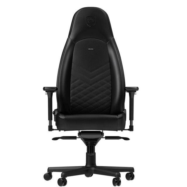 Noblechairs - ICON - Noir - Chaise gamer
