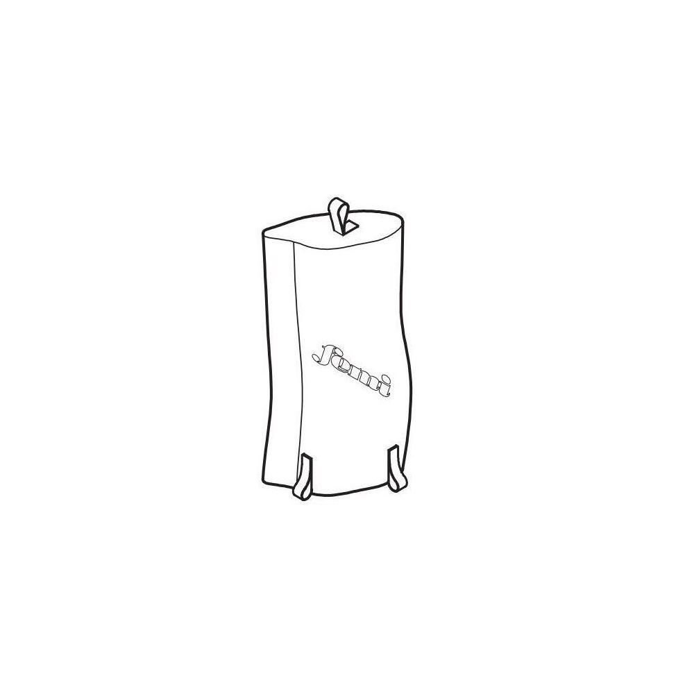 Femi Femi - Sac filtrant en coton Ø 370 x 640 mm 40 microns - 350 PLUS