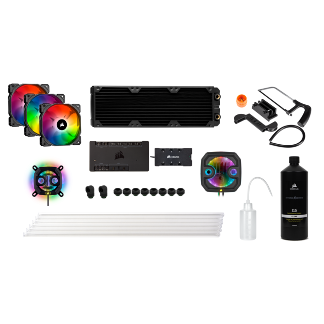 Corsair -Hydro X Series - iCUE XH303i RGB - 360 mm Corsair  - Watercooling