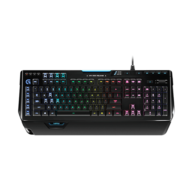 Logitech - G910 Orion spectrum - Mécanique - Clavier Gamer