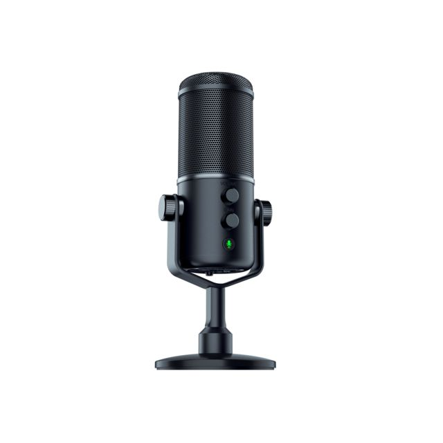 Razer - Microphone Seirēn Elite - Matériel Streaming