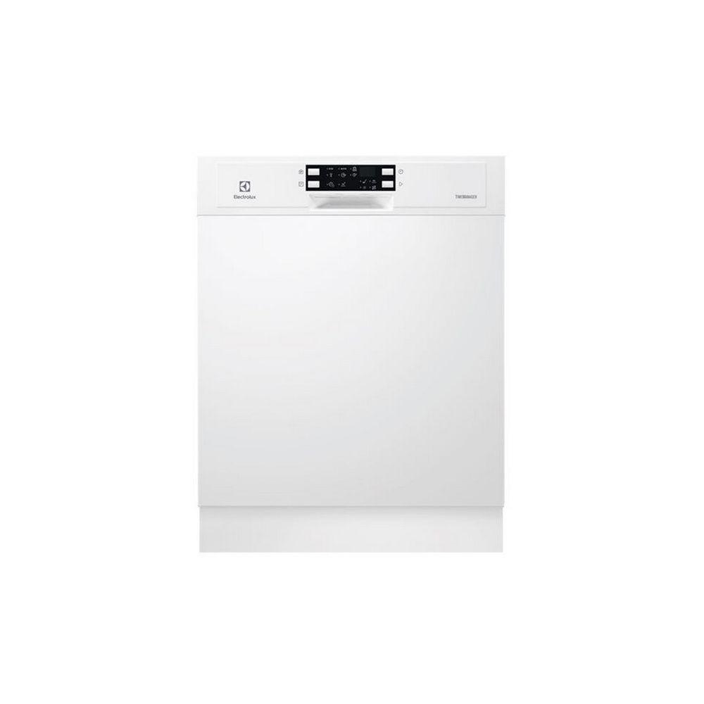 Electrolux electrolux - lave-vaisselle 60cm 13c 44db a++ intégrable avec bandeau blanc - esi5543low