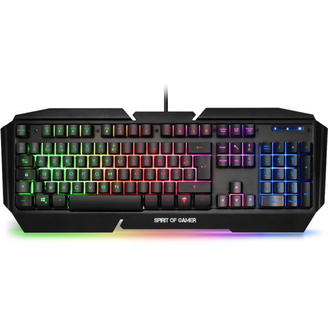 Spirit Of Gamer - PRO-K5 - Semi-mécanique - Clavier Gamer