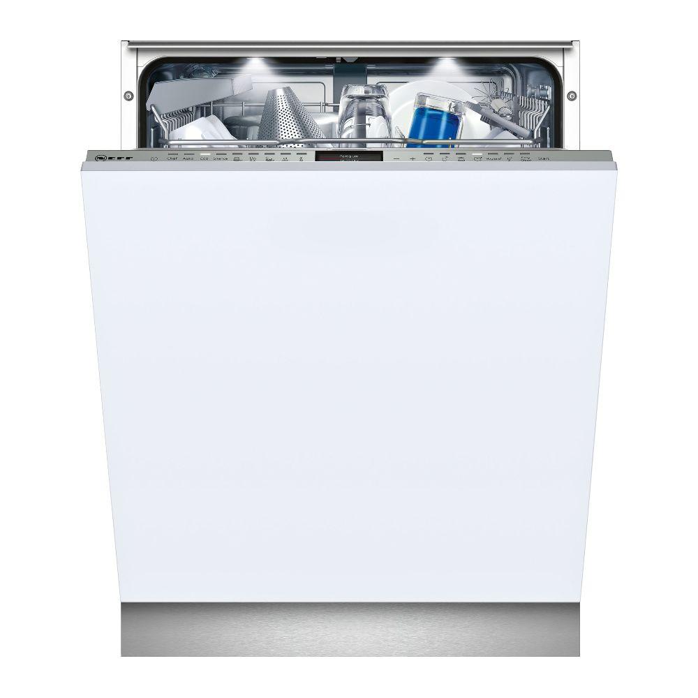 Neff neff - lave-vaisselle 60cm 13c 42db a+++ tout integrable - s717p82d6e