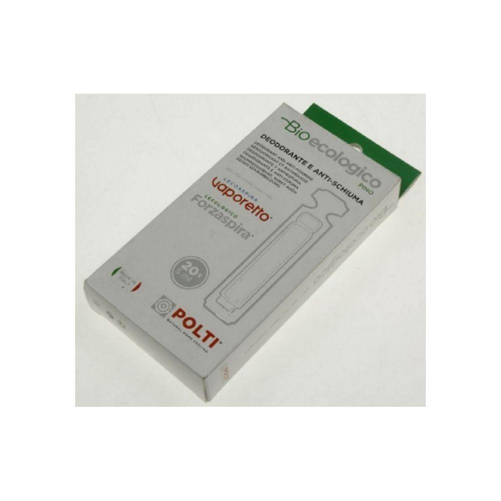 Polti Produit anti-mousse et désodorisant senteur pin pour nettoyeur vapeur polti 100ml