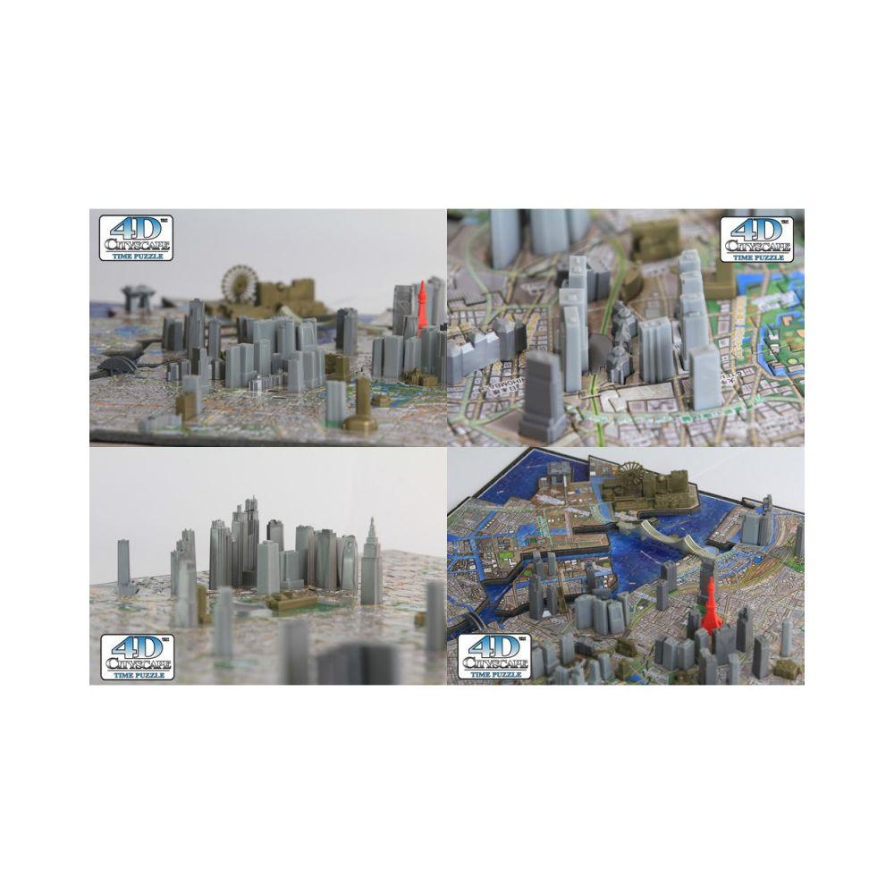 Kas Design Puzzle 4D Tokyo 1400 Pièces