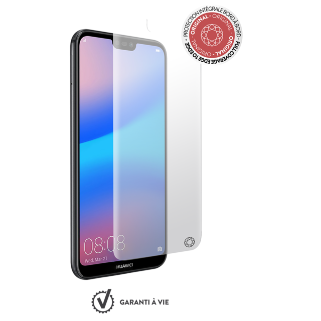 Force Glass - Verre trempé P20 Lite - Transparent - Protection écran smartphone