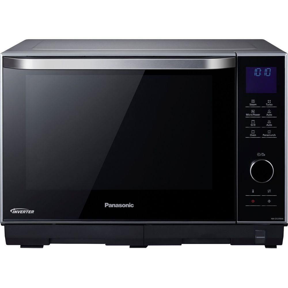 Panasonic panasonic - micro-ondes combiné inverter 27l 1000w - nnds 596 mpeg
