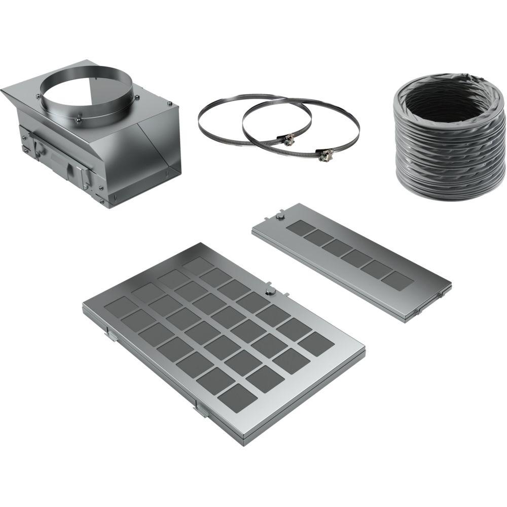 Neff neff - kit de recyclage pour hotte - z51afs0x0