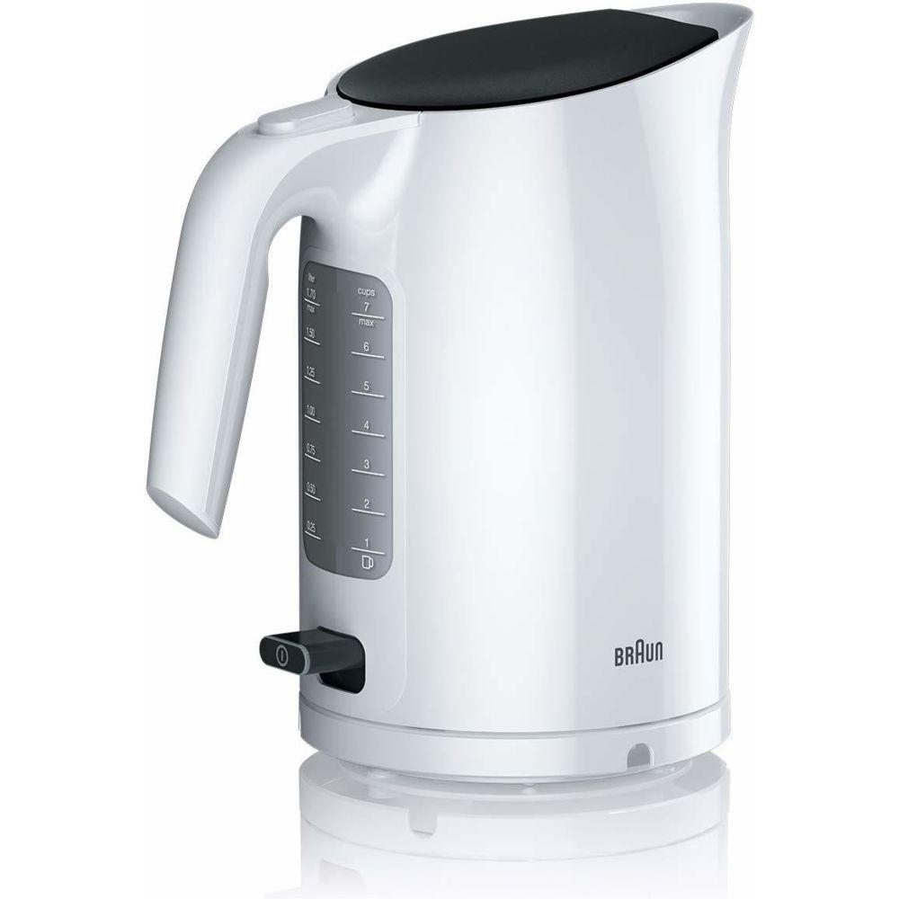 Braun bouilloire électrique de 1,7L 2200W blanc