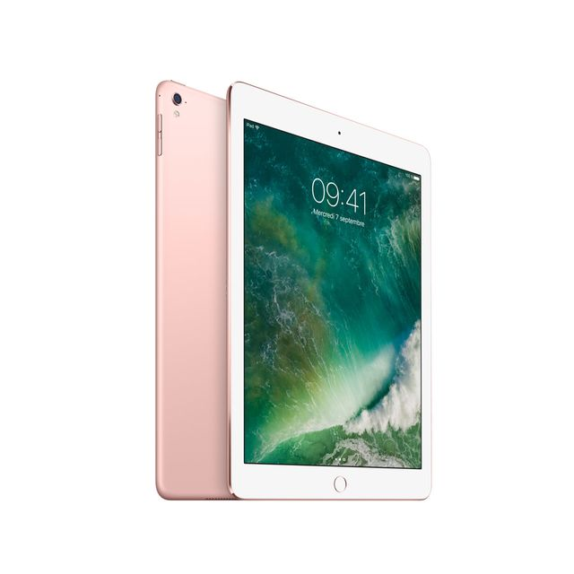Apple - iPad Pro - 32 Go - WiFi - MM172NF/A - Or Rose Apple   - Tablette tactile 9,7'' (24,6 cm)