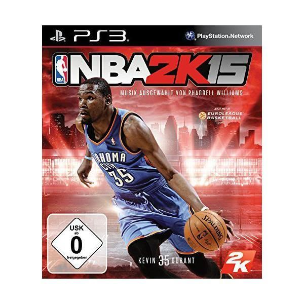2K Games - NBA 2K15 [import allemand] - PS Vita