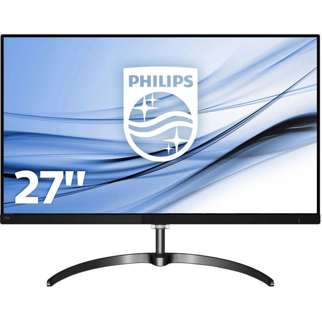 "Philips - 27"""" LED 276E8VJSB/00 - Ecran PC 4K"