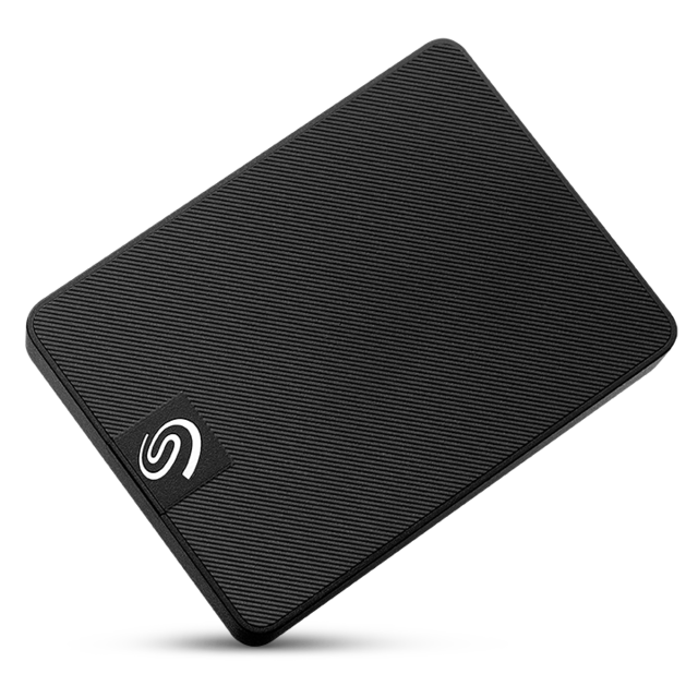Seagate - Expansion SSD - 1To - USB 3.0 - Noir - Disque SSD Seagate