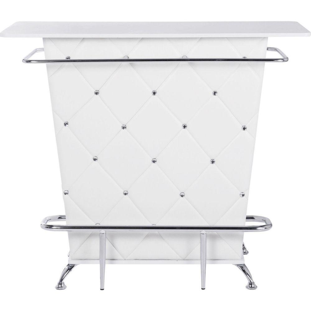 Karedesign Bar Lady Rock blanc 120cm Kare Design