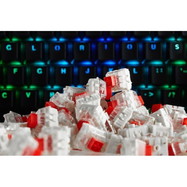 Clavier Glorious Pc Gaming Race GAKC-066