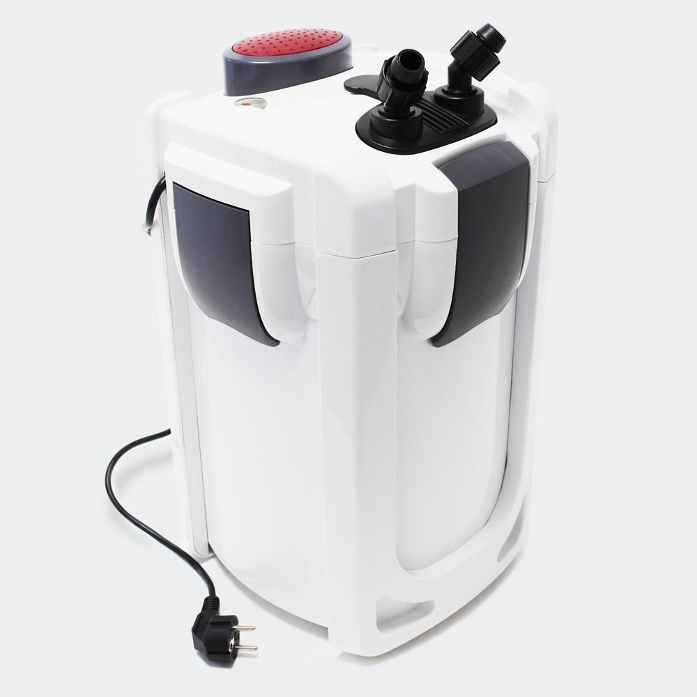 Helloshop26 Pompe filtre aquarium bio extérieur 2 000 litres par heure 4216319