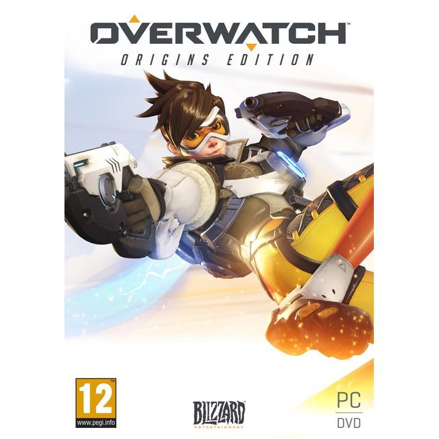 Activision - OVERWATCH - ORIGINS EDITION - PC Activision   - Jeux PC Activision