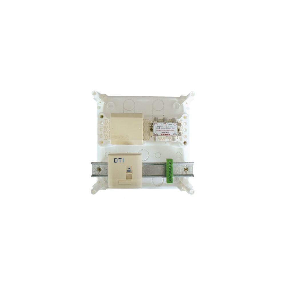 Michaud MICHAUD Tableau de communication - 250 x 250 Delta