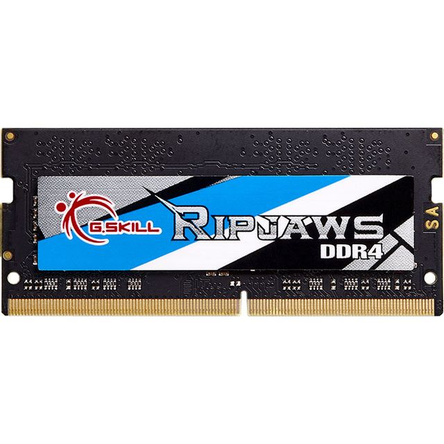 G.Skill - Ripjaws Series 4 Go DDR4 Notebook (SO DIMM) - RAM PC Portable Ripjaws