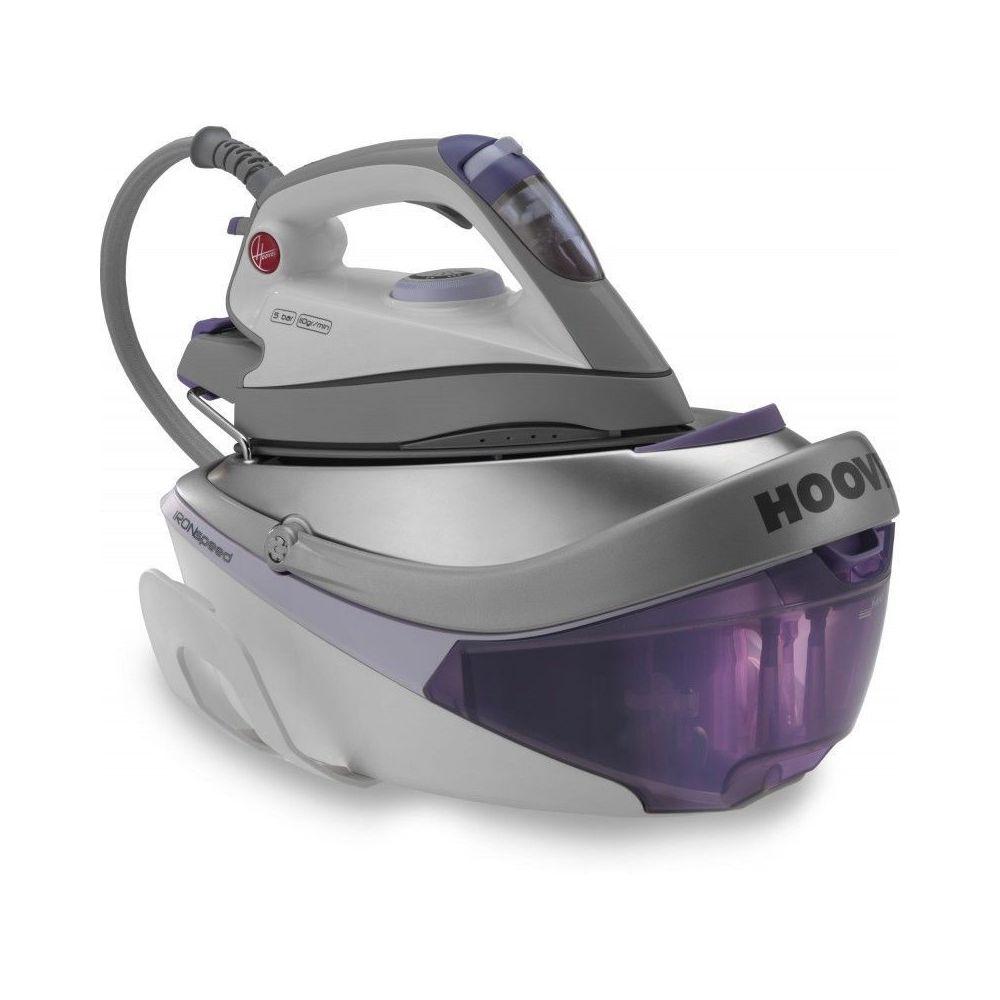 Hoover Hoover Srd 4108 - Centrale Vapeur - Semelle : Céramique - 2100 Watt Avec Fermeture Automatique