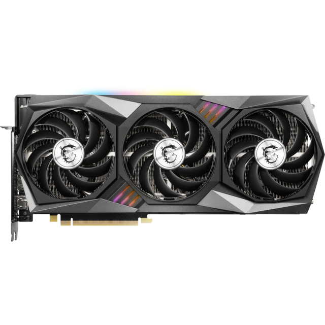 Carte Graphique NVIDIA Msi GeForce-RTX-3070-GAMING-X-TRIO