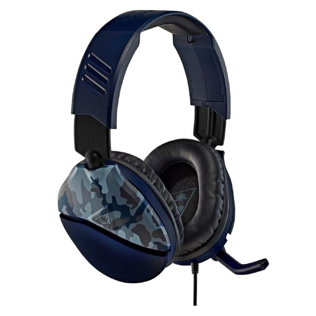 Turtle Beach - Recon 70 Blue Camo - Turtle Beach