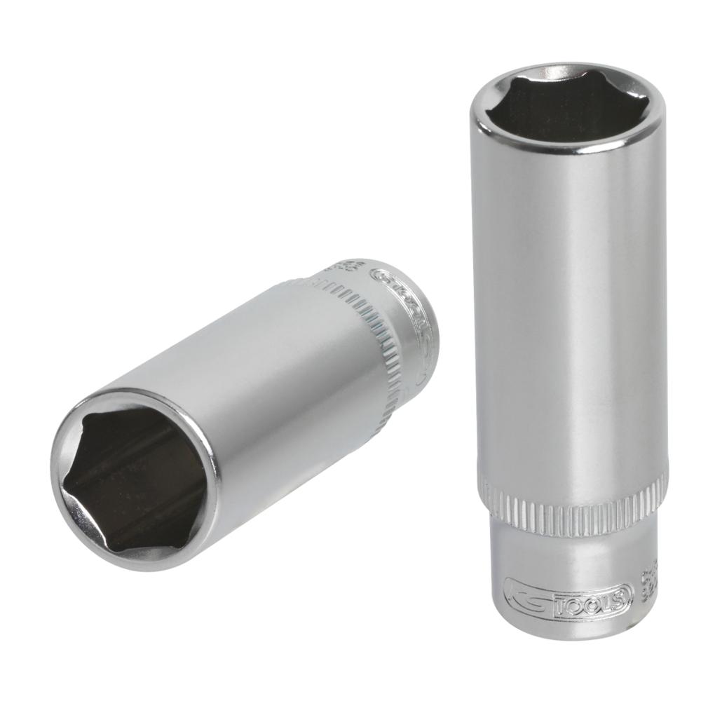 Ks Tools Douille longue ULTIMATE® 6 pans 1/4, 9 mm KS TOOLS 922.1429