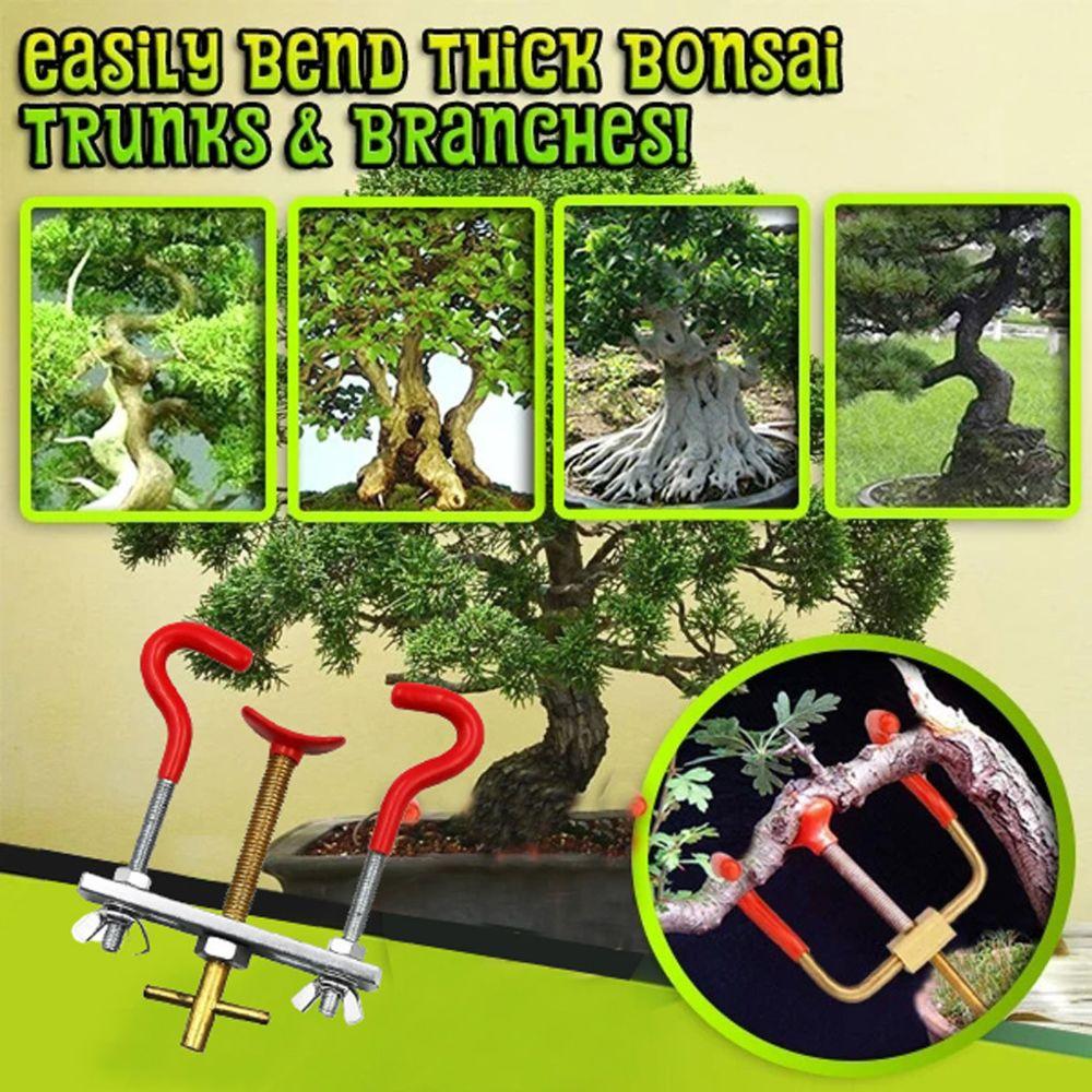 Jardin Soins Bonsaï Branche tronc Bender Jardinage Arbre Outil De Cintrage