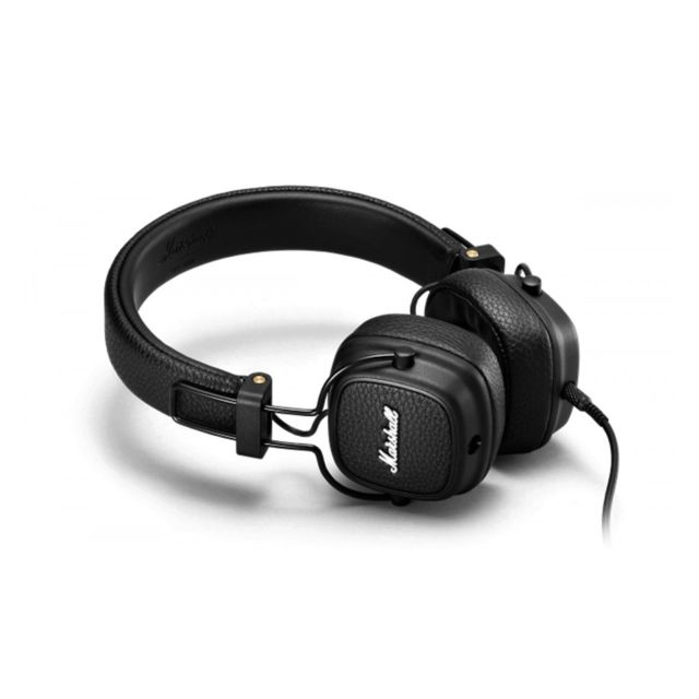 Marshall - Casque arceau - Major III - Noir - Marshall