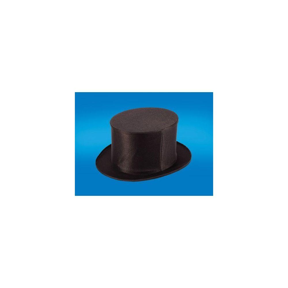 Loftus Loftus Empire Magic Folding Top Hat Black Standard