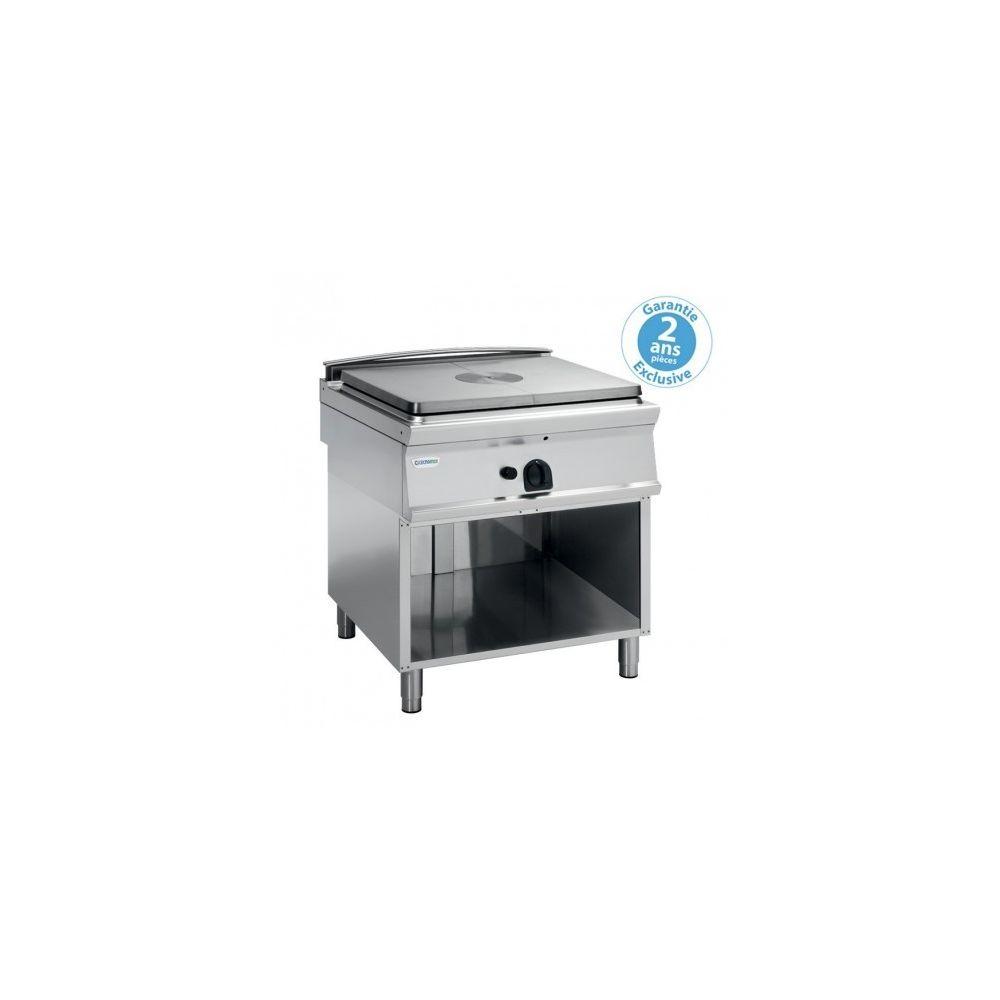 Materiel Chr Pro Fourneau plaque coup de feu gaz à poser - gamme 900 - 11 kW - Tecnoinox - 900
