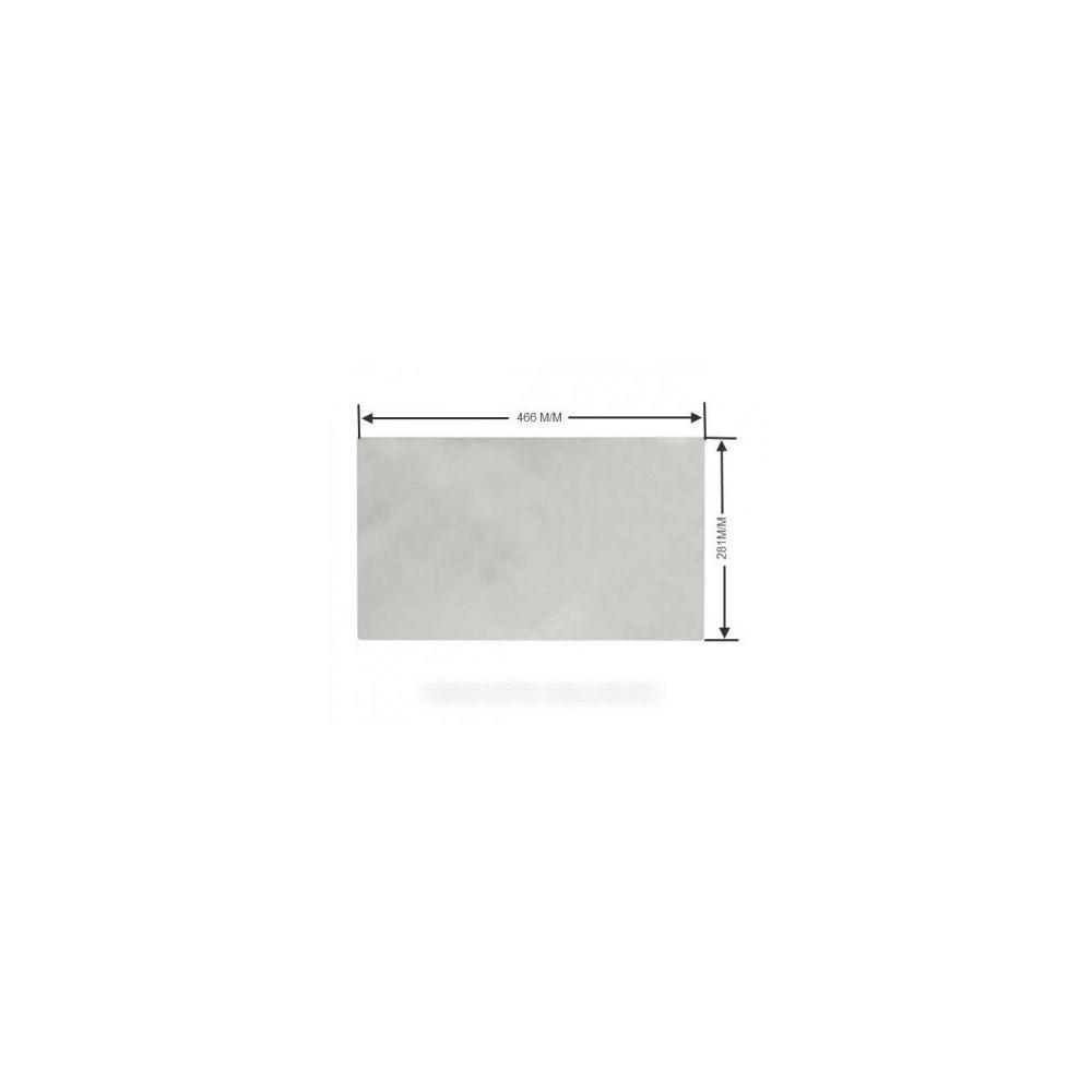Hotpoint Glace bac legumes 466x281x4 pour réfrigérateur ariston