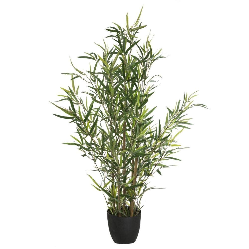 Pegane Bambou artificielle en pot H90 cm -PEGANE-