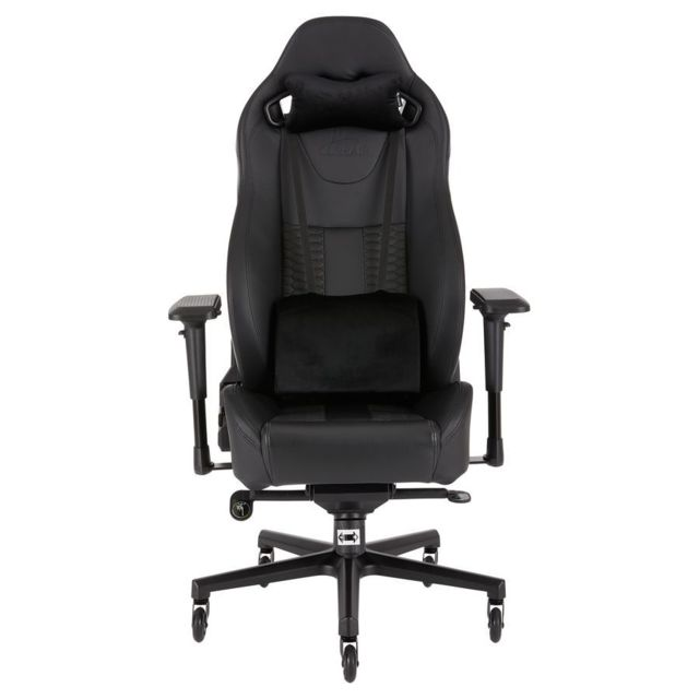 Corsair - T2 Road Warrior - Noir - Chaise gamer