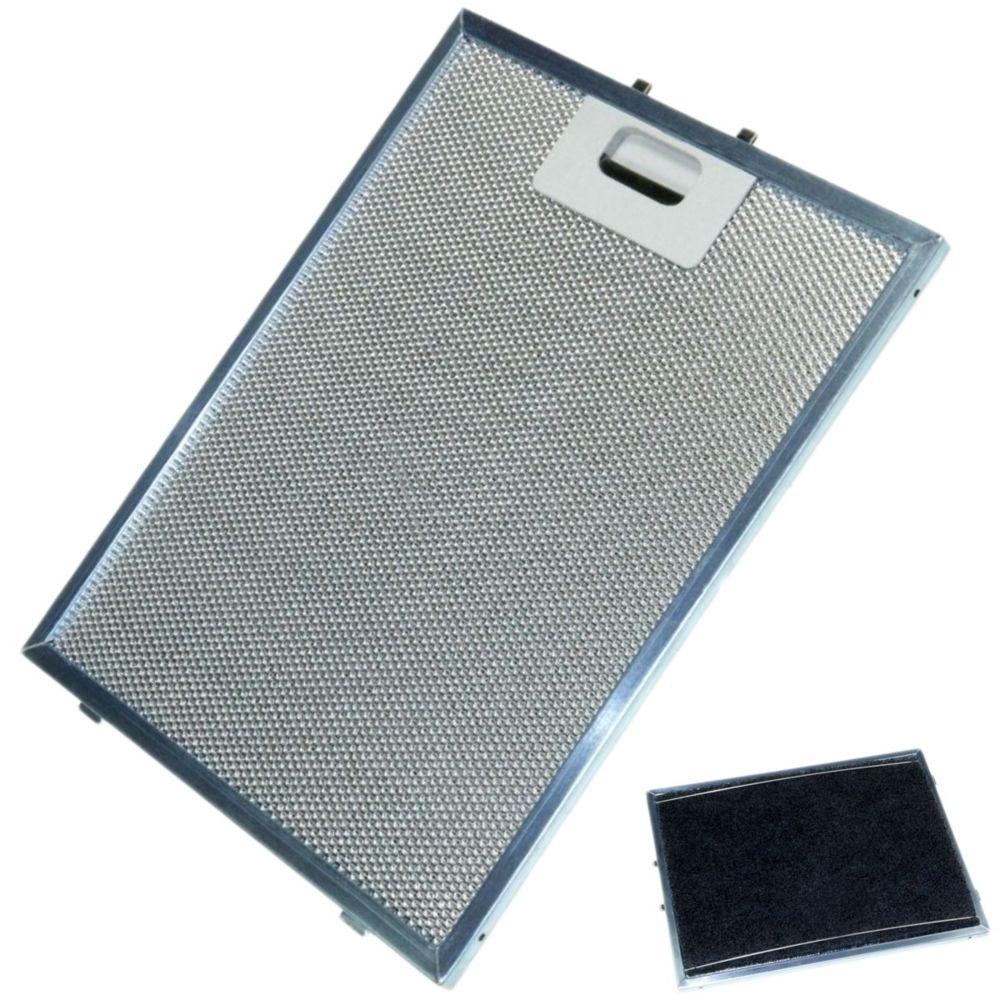 Faure Filtre métal anti graisse (à l'unité)