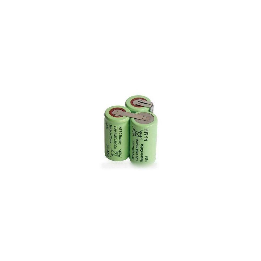 Electrolux Batteries x3 pour aspirateur electrolux