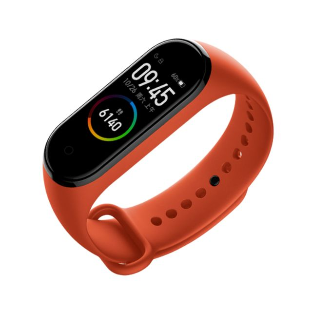 XIAOMI - Mi Band 4 - Orange - Montre et bracelet connectés XIAOMI
