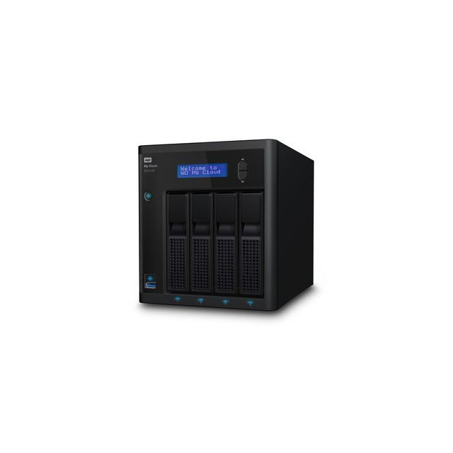 Western Digital - WESTERN DIGITAL My Cloud EX4100 24 To (4 x 6 To) - Reseaux Western Digital