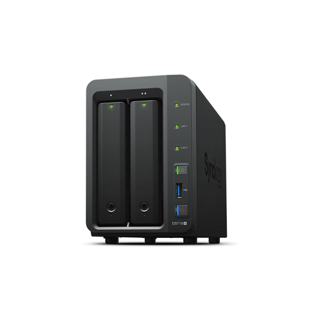 Synology - DS718+ - 2 baies - Synology