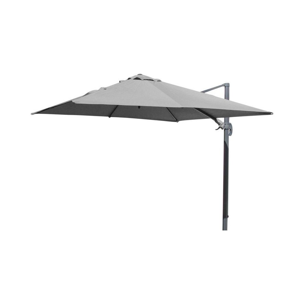 Proloisirs Parasol déporté carré 3 mètres